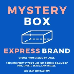 Mystery Box Express Brand ONLY!